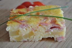 Comment réaliser une quiche sans pâte ?