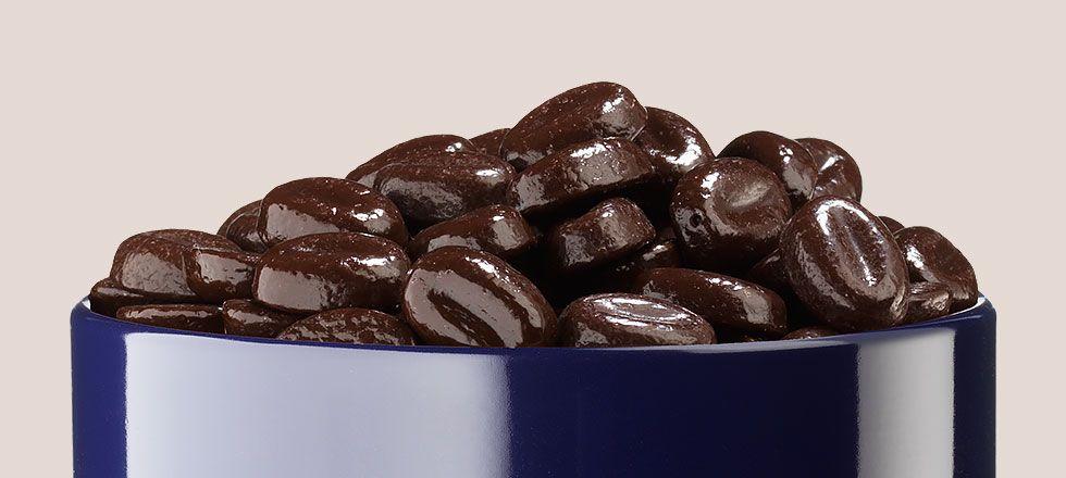 Chocolat et grain de café, l'association parfaite