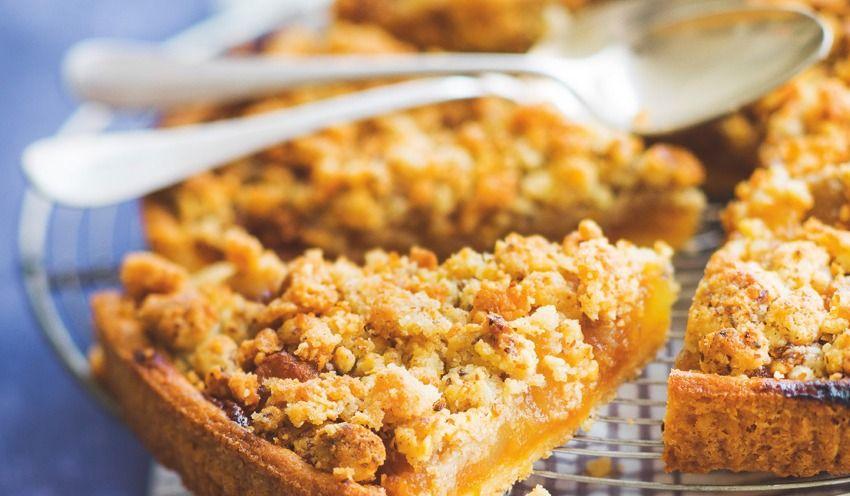 La tartelette de poire au noix, une recette végétarienne facile à préparer